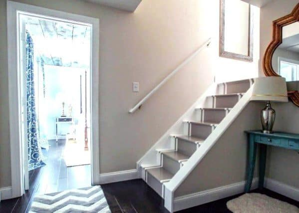 Luxury Painted Stairs