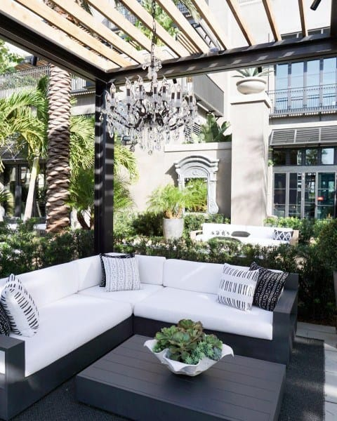 Luxury Pergola Ideas
