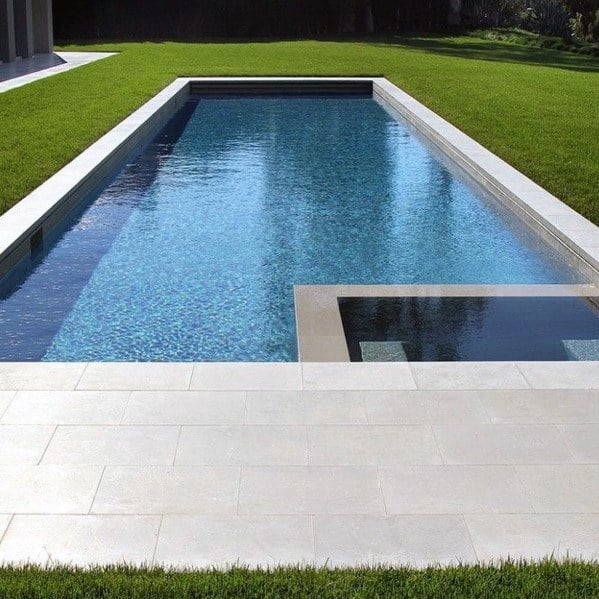 Luxury Pool Tile Ideas