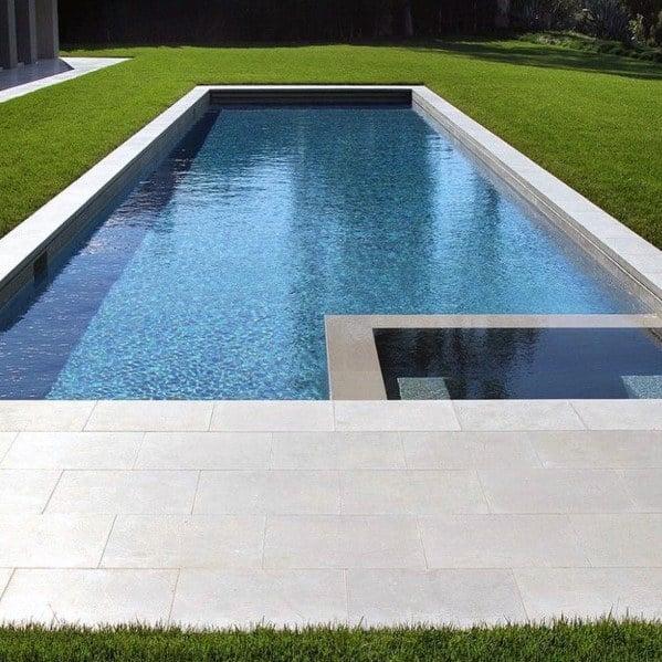 Luxury Pool Tile Ideas