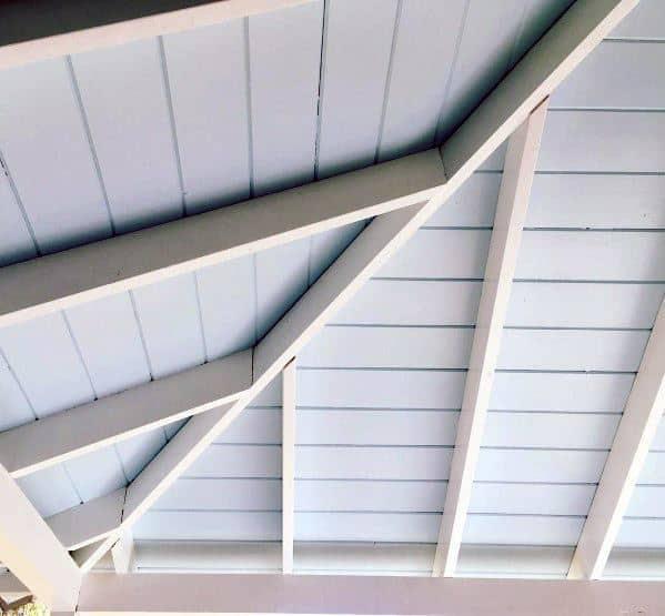 Luxury Porch Ceiling