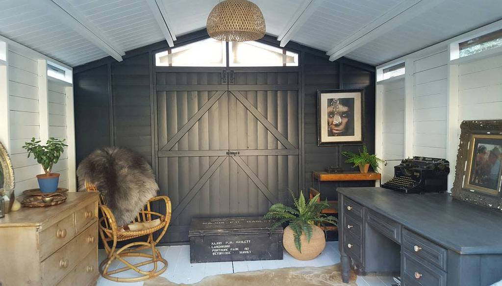 Luxury Shed She Shed Ideas Laura Chimes Interiors