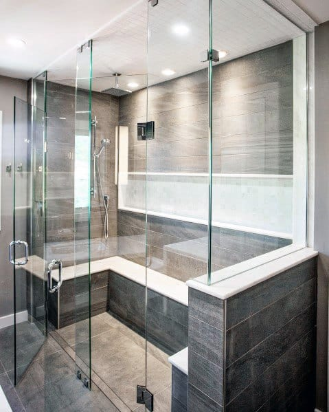 Luxury Shower Lighting Ideas