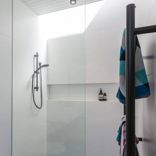 Luxury Shower Niche Modern Minimalist Designs