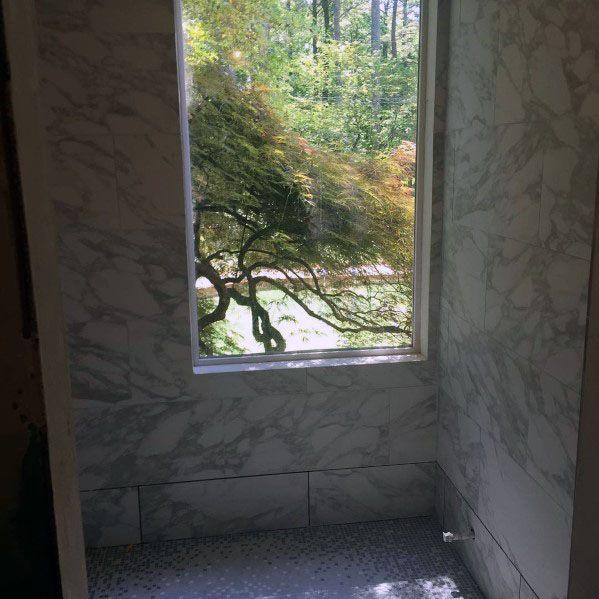 Luxury Shower Window Ideas