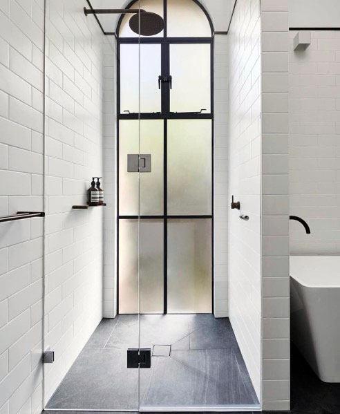 Luxury Shower Window
