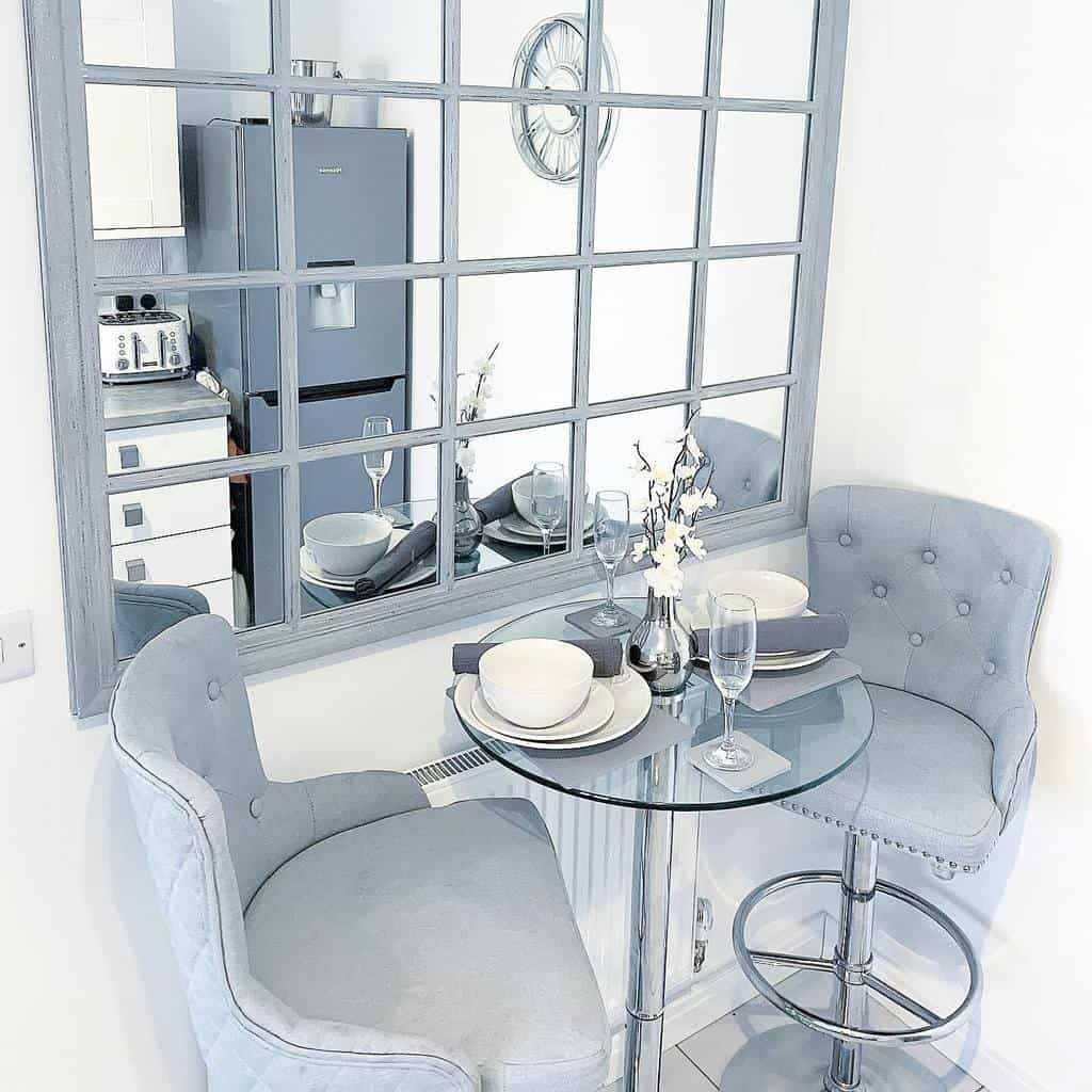 luxury small dining room ideas ourhomeatno.5_