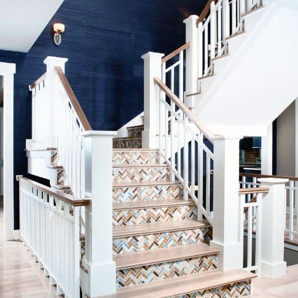 Luxury Stair Railing Ideas Wood