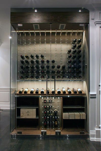 Luxury Storage Wine Cellar Ideas