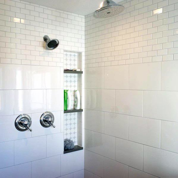Luxury Subway Tile Shower