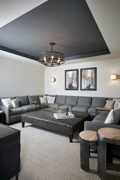 Luxury Trey Ceiling