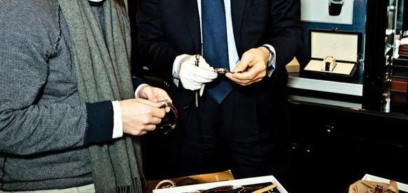 Luxury Watch Craftsmanship