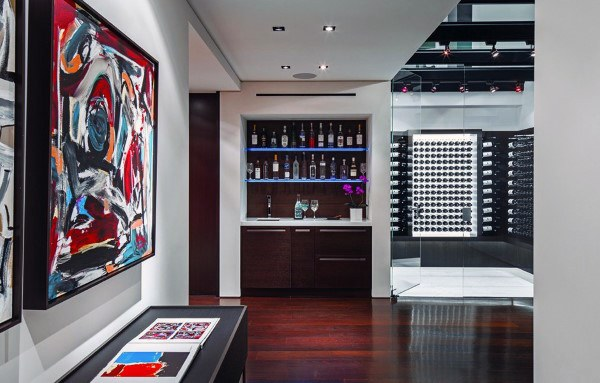 Luxury Wine Cellar Design Ideas