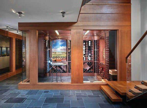 Luxury Wine Cellar Ideas