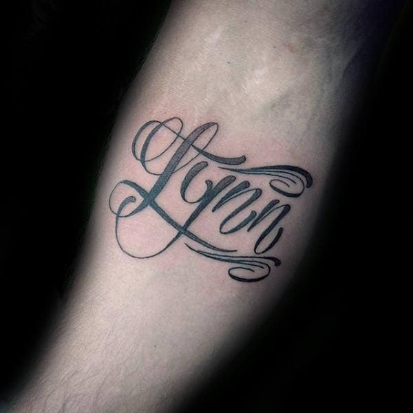 Top 57 Name Tattoo Ideas 2020 Inspiration Guide