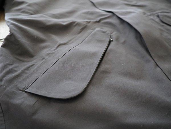 M 51 3 Layer Fishtail Jacket For Men Upper Chest Pocket