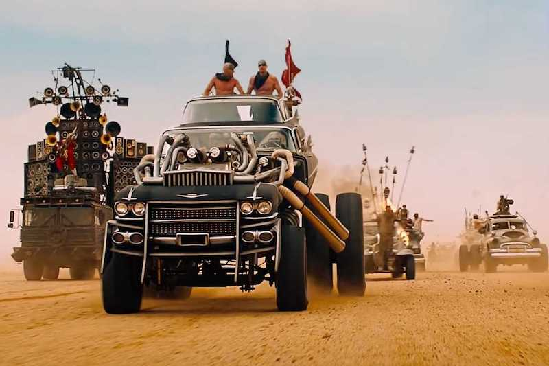 'Mad Max: Fury Road's' Landmark Cars Are Going to Auction