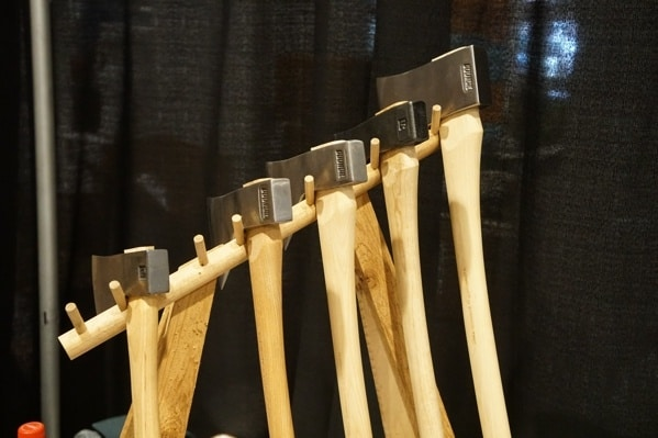 Made In The Usa Wood Axes Outdoor Retailer 2018