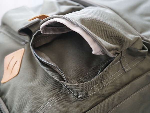 Magenetic Flap Exterior Pocket United By Blue 24l Arid Backpack