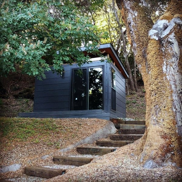 Magnificent Backyard Shed Design Ideas