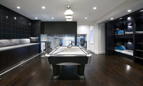 Magnificent Billiards Room Design Ideas