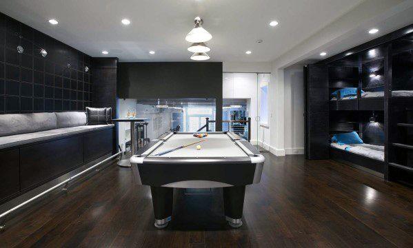 Magnificent Billiards Room Design Ideas