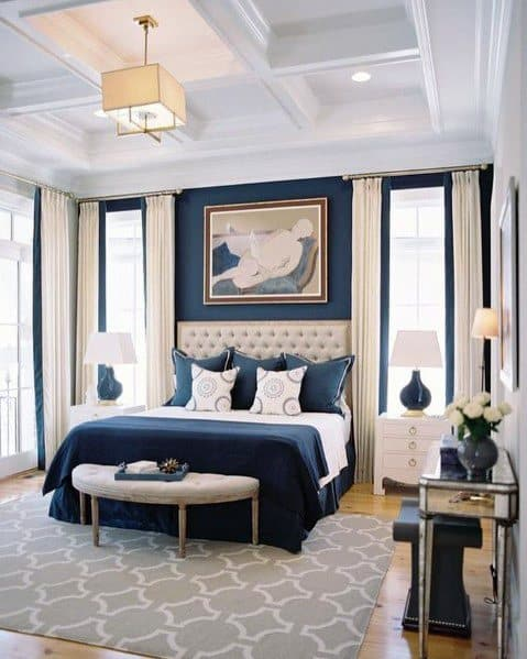 Magnificent Coffered Ceiling Design Ideas