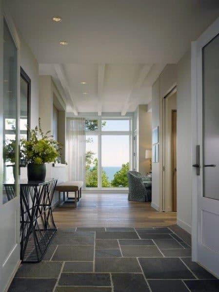 Magnificent Entryway Tile Design Ideas