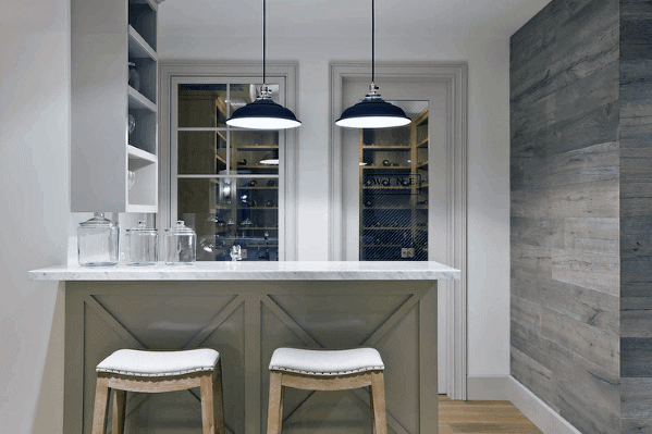 Magnificent Finished Basement Design Ideas