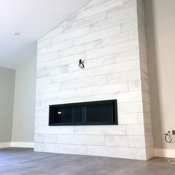 Magnificent Fireplace Tile Design Ideas