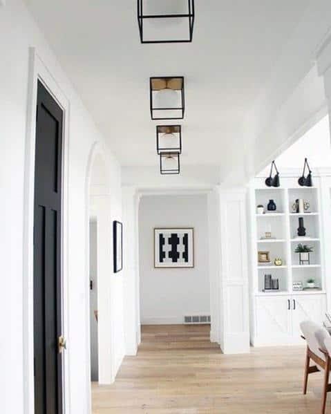 Magnificent Hallway Lighting Design Ideas