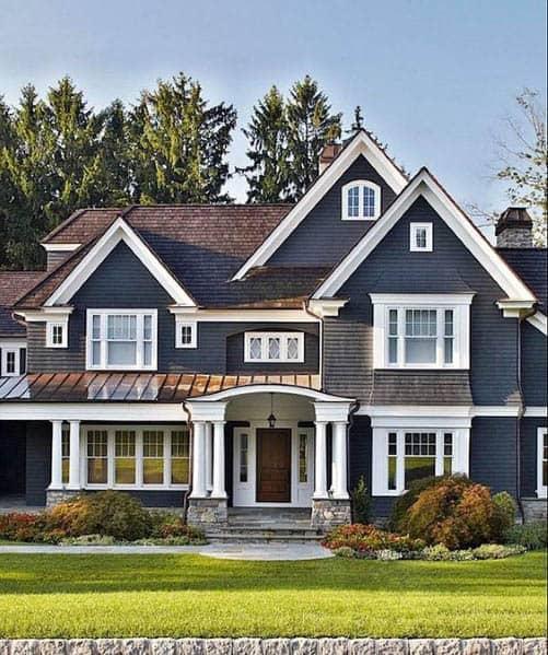 Magnificent House Paint Design Ideas