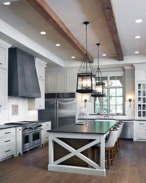 Magnificent Kitchen Ceiling Design Ideas