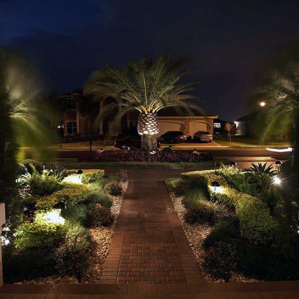 Top 70 Best Landscape Lighting Ideas - Front And Backyard ...