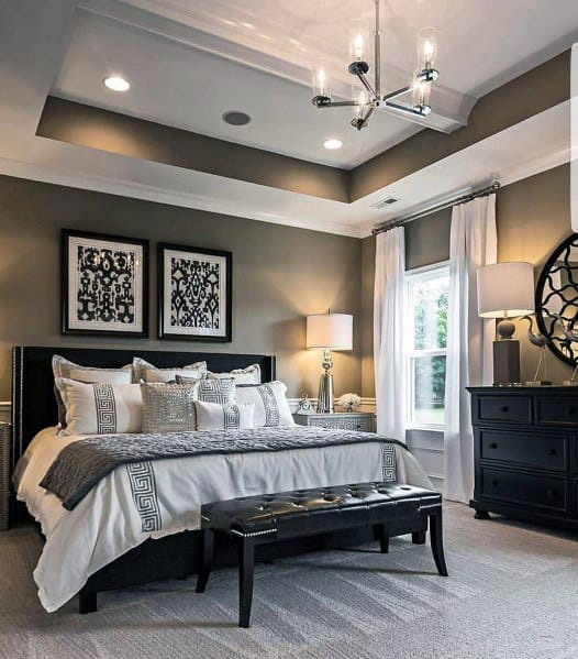 Luxury Home Interior Design: Top 60 Best Master Bedroom Ideas