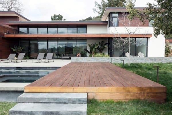 Magnificent Modern Deck Design Ideas