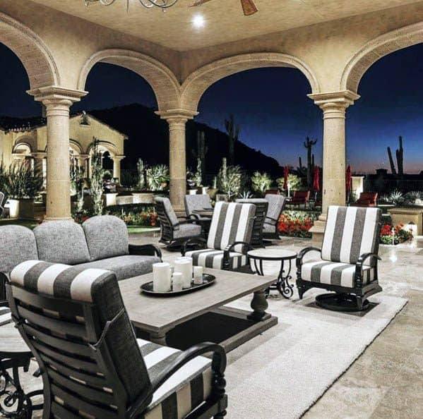 Magnificent Patio Ceiling Design Ideas