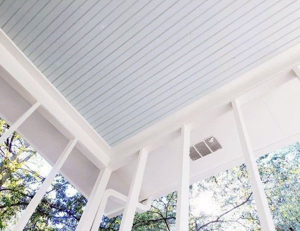 Magnificent Porch Ceiling Design Ideas