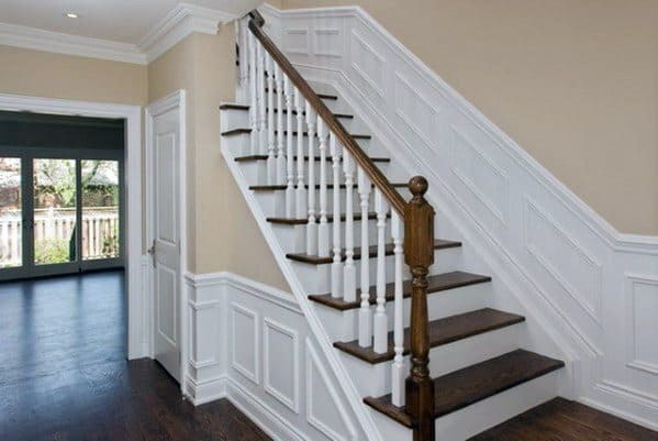 Magnificent Stair Trim Design Ideas