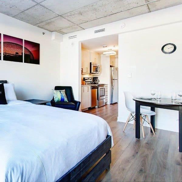 Magnificent Studio Apartment Design Ideas