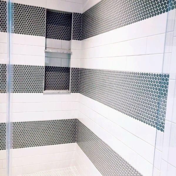 tiles black and white bathroom ideas