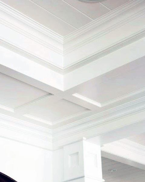 Magnificent Traditional Crown Molding Design Ideas