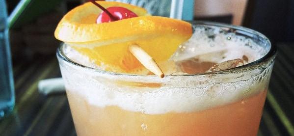 Mai Tai Bar Drinks