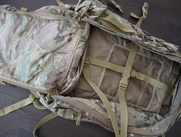 Main Compartment Mercury Tactical Recon Backpacks