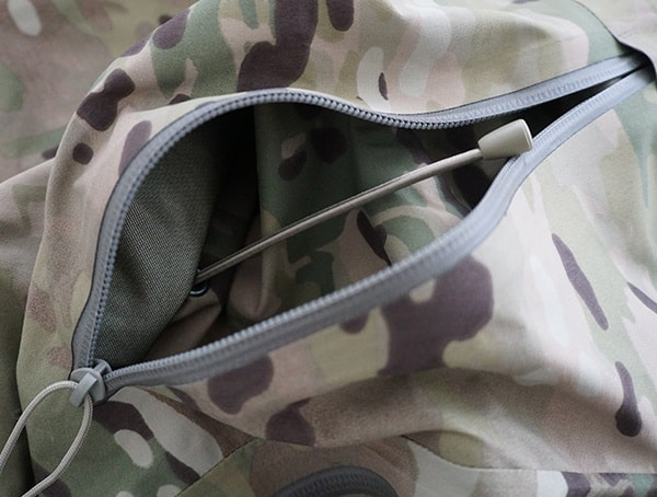 Main Deep Pocket With Pull Cord Adjustment Otte Gear Patrol Parka For Men