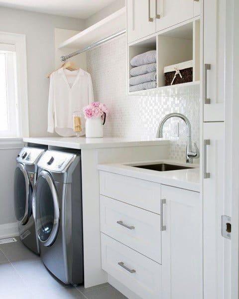 Main Floor Laundry Room Ideas