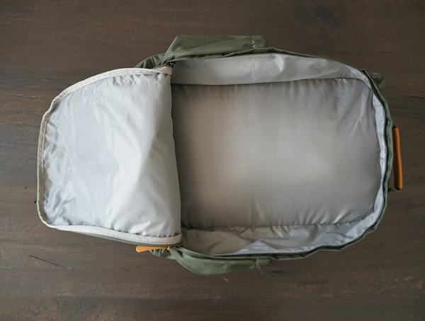Main Pack Compartment United By Blue 24l Arid Backpack
