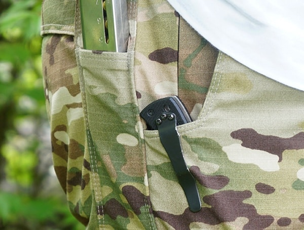 Main Pockets Mens Camo Tactical Pants Review Vertx Recon Pants Field Test
