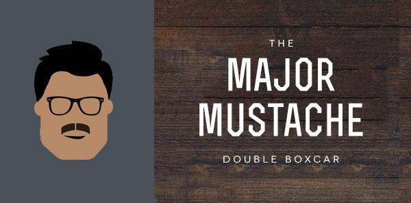 Major Mustache Styles