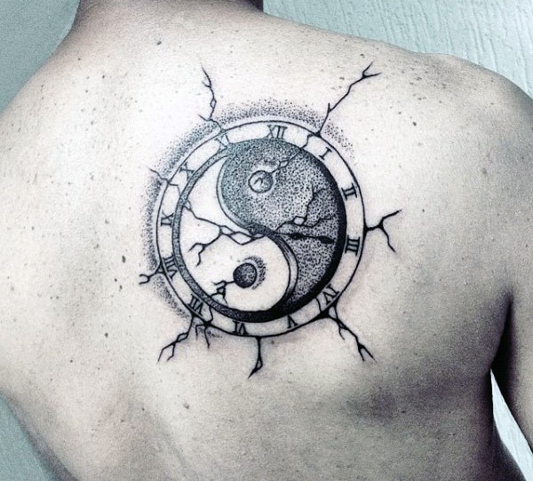 Tattoo Ideas Yin Yang: Contrasting Chinese Designs